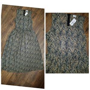NWT Suzy Shier | Long Sheer Dress